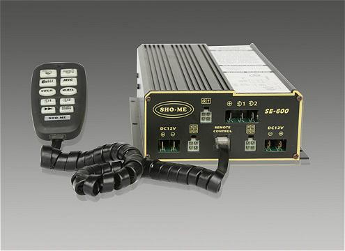 se-600车载电子警报器