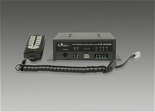 sa-200车载电子警报器